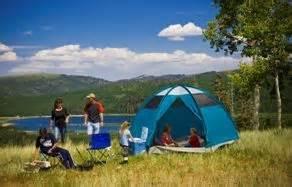 Camping in Waushara